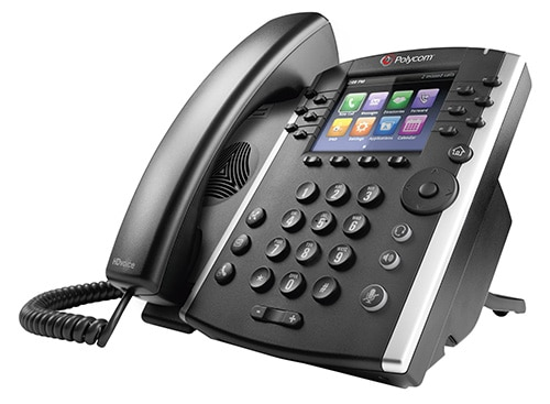 Polycom VVX411 - The most popular Gamma Horizon Phone