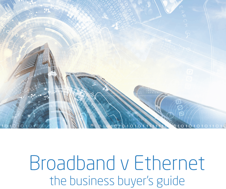 Broadband versus Ethernet