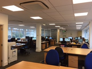New Office Relocation in Kent for Ice Org Tunbridge Wells