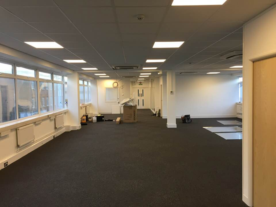 New Office Relocation in Kent for Ice Org