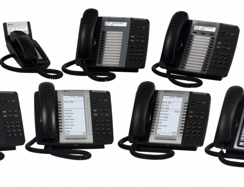 Upgrading a Mitel phone system on ISDN to Hosted VoIP