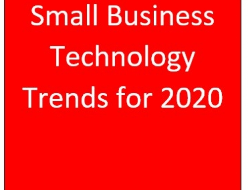 Small Business Technology Trends for 2020