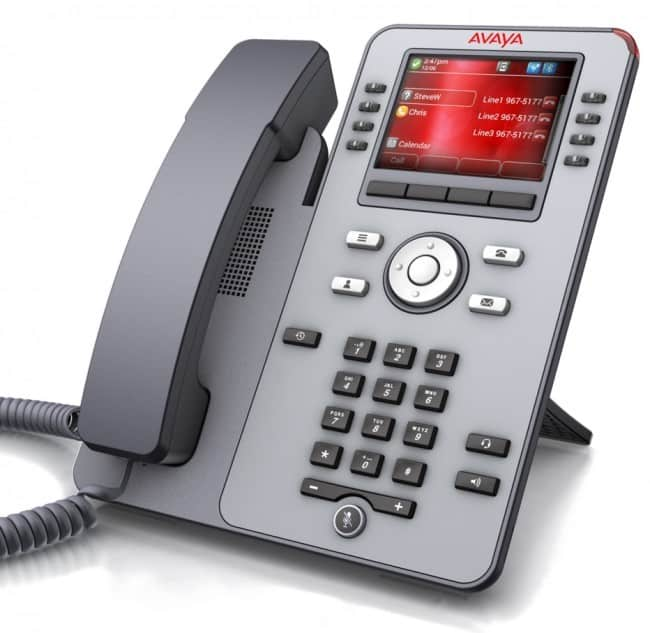 AVAYA IP Office J179 IP Phone