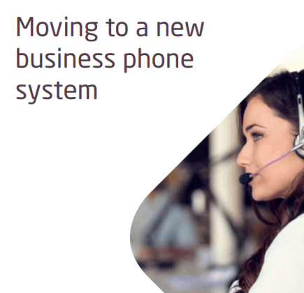 cost of moving to a new phone system